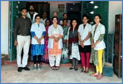 Dental Camp at Panchwati Vridhhashram, Dighori, Nagpu