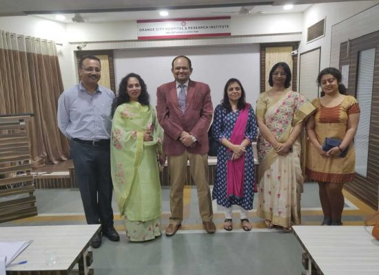 CONDUCTED CME ON MEDICOLEGAL ASPECTS AT ORANGE CITY HOSPITAL, NAGPUR ON 20TH NOVEMBER 2018 (1) (1)