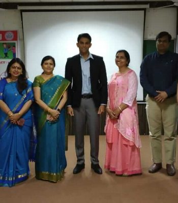 SCIENTIFIC EVENTS WITH DR.DARSHAN IN PRIDE HALL