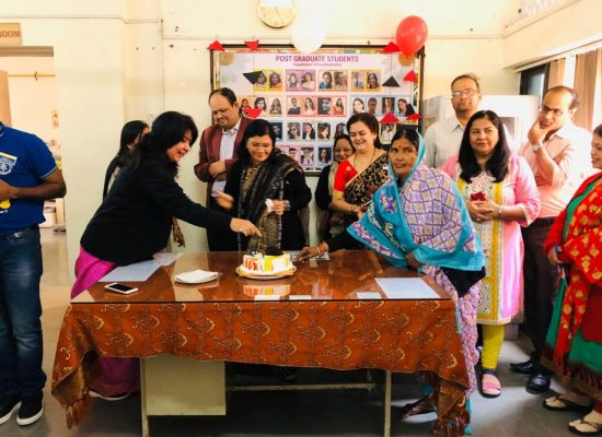 cake cutting for patients