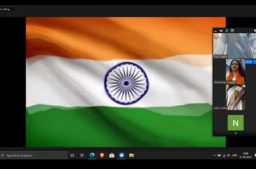 indepepndence day celebrated virtually on 15th August 2020