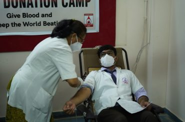 world blood donation day celelbrated on 14th June 2021