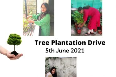 world environment day-tree plantation drive 5th June 2021
